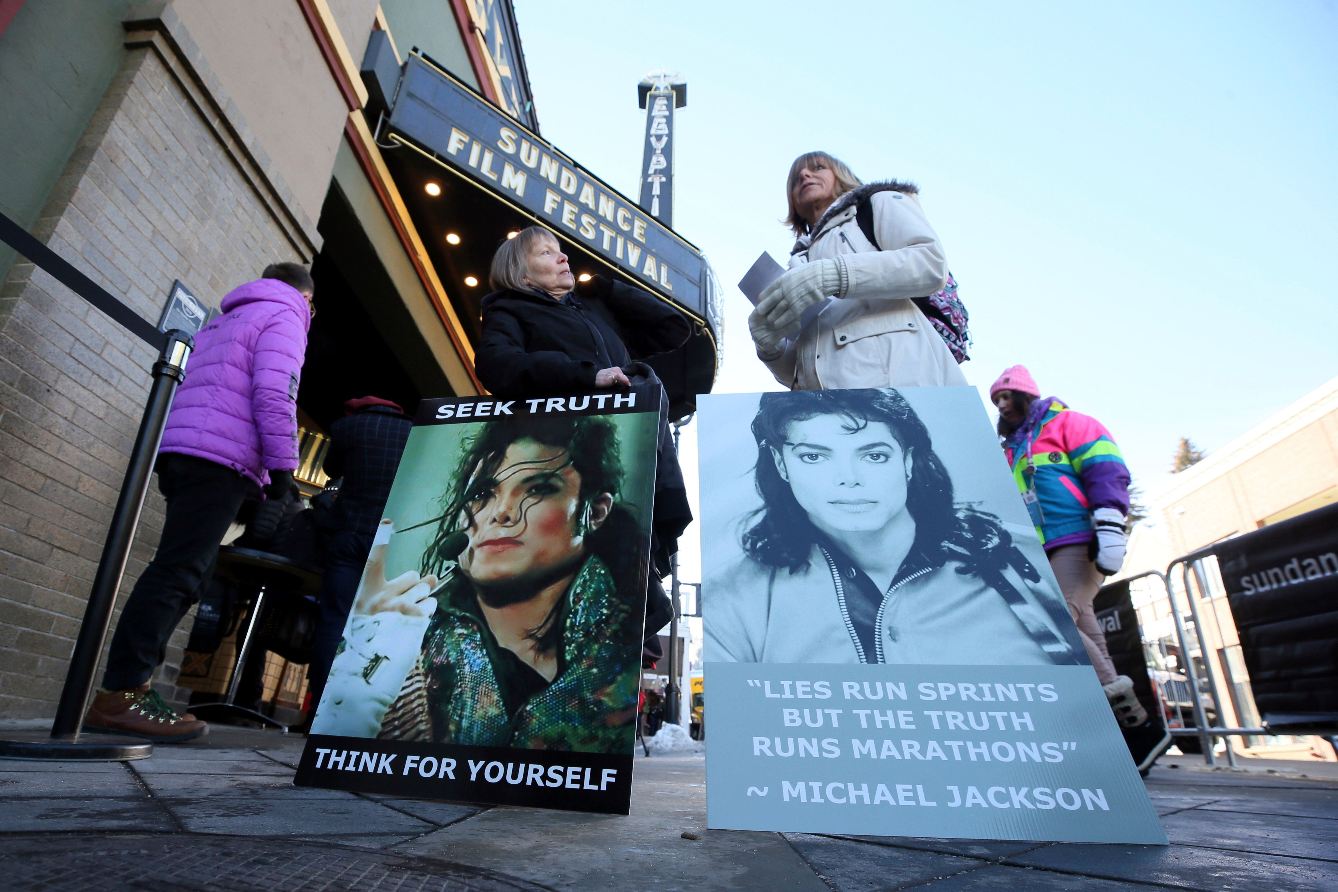 Michael Jackson Doc On Child Sex Abuse Charges Leaves Crowds