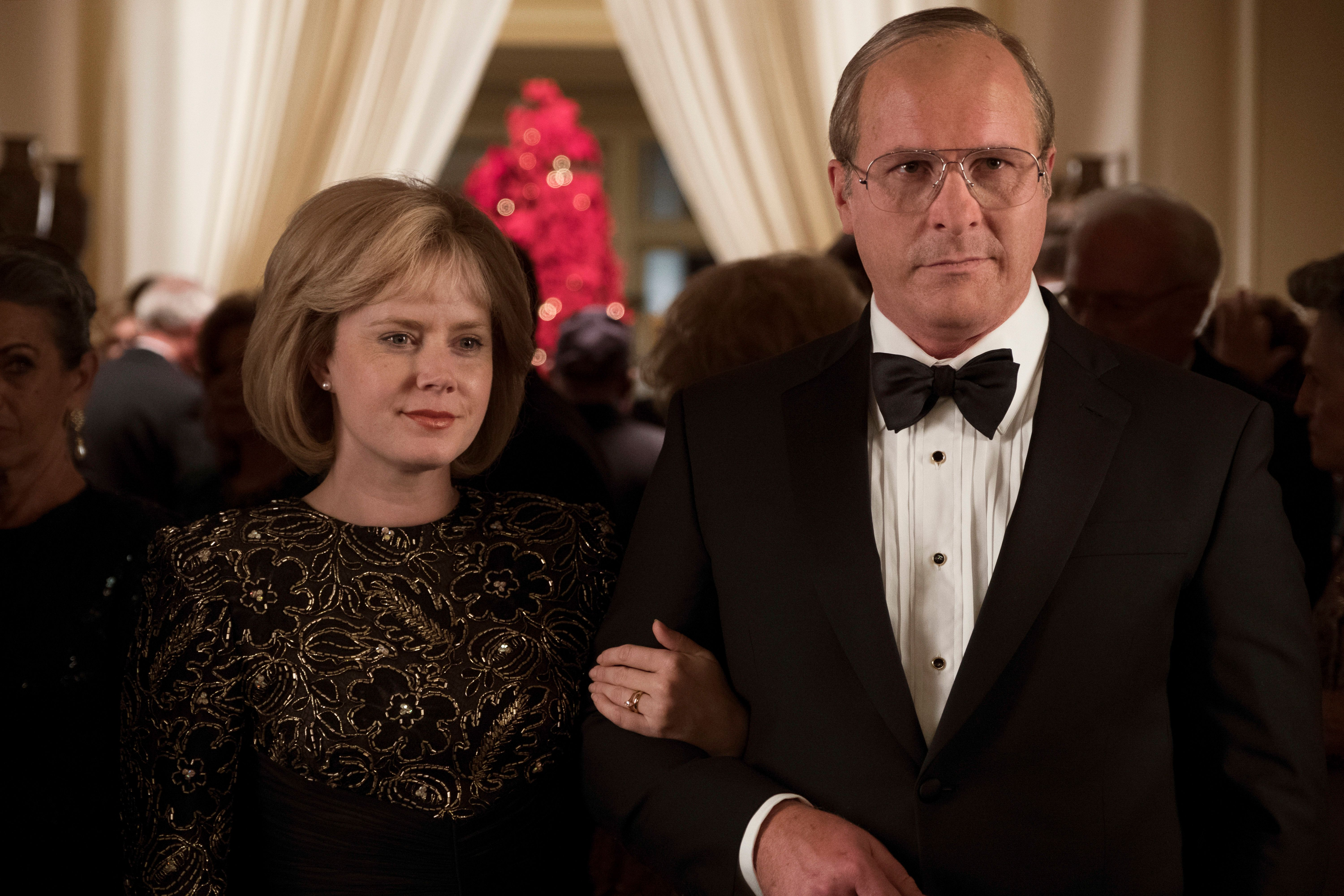 There's Something Fishy About 'Vice' Getting So Many Oscar