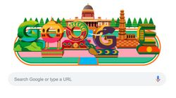 Google Doodle For Republic Day Depicts Rashtrapati Bhavan, India's