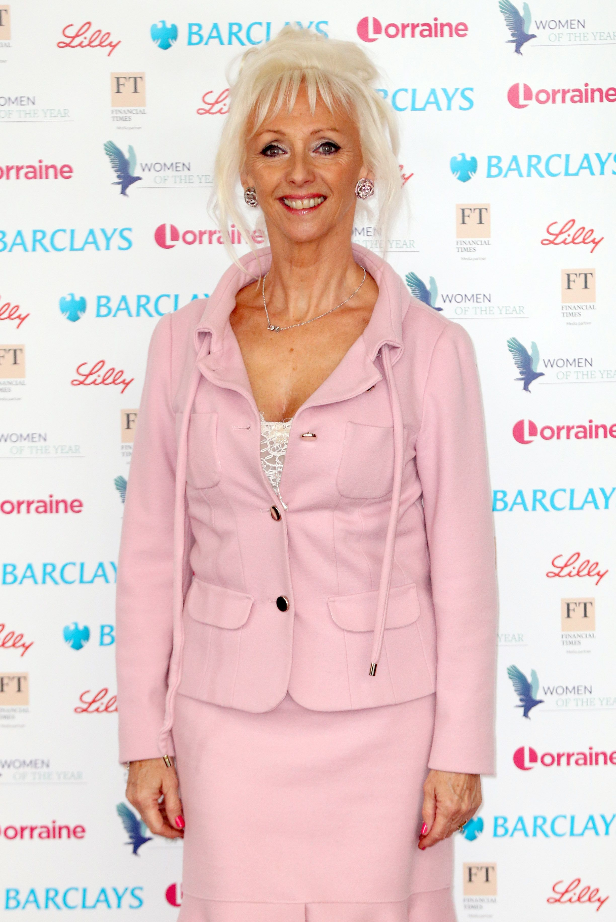 'Strictly Come Dancing' Star Debbie McGee Reveals Breast Cancer