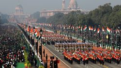 PHOTOS: Military Might, Tributes to Gandhi Run Parallel At Republic Day
