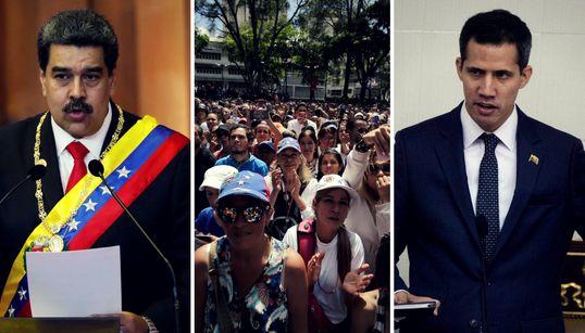 Venezuela: Wie die Menschen das Chaos in ihrem Land