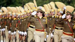 70th Republic Day: Women Contingents Steal The Show At