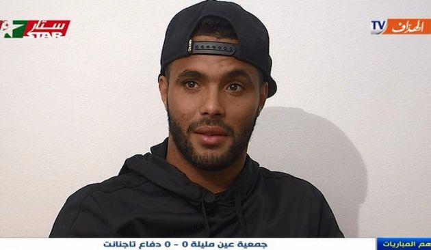 Ligue 1/MCA: Chérif El-Ouezzani suspendu provisoirement pour