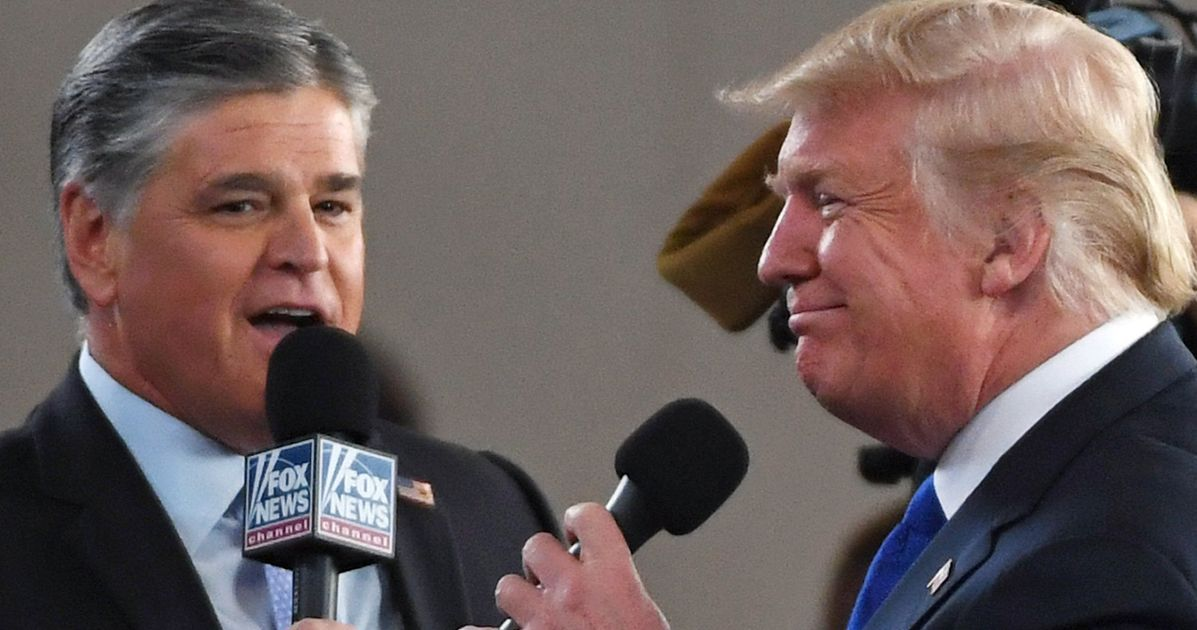 Fox News' Sean Hannity Issues Warning To People Saying Donald Trump 'Caved' thumbnail