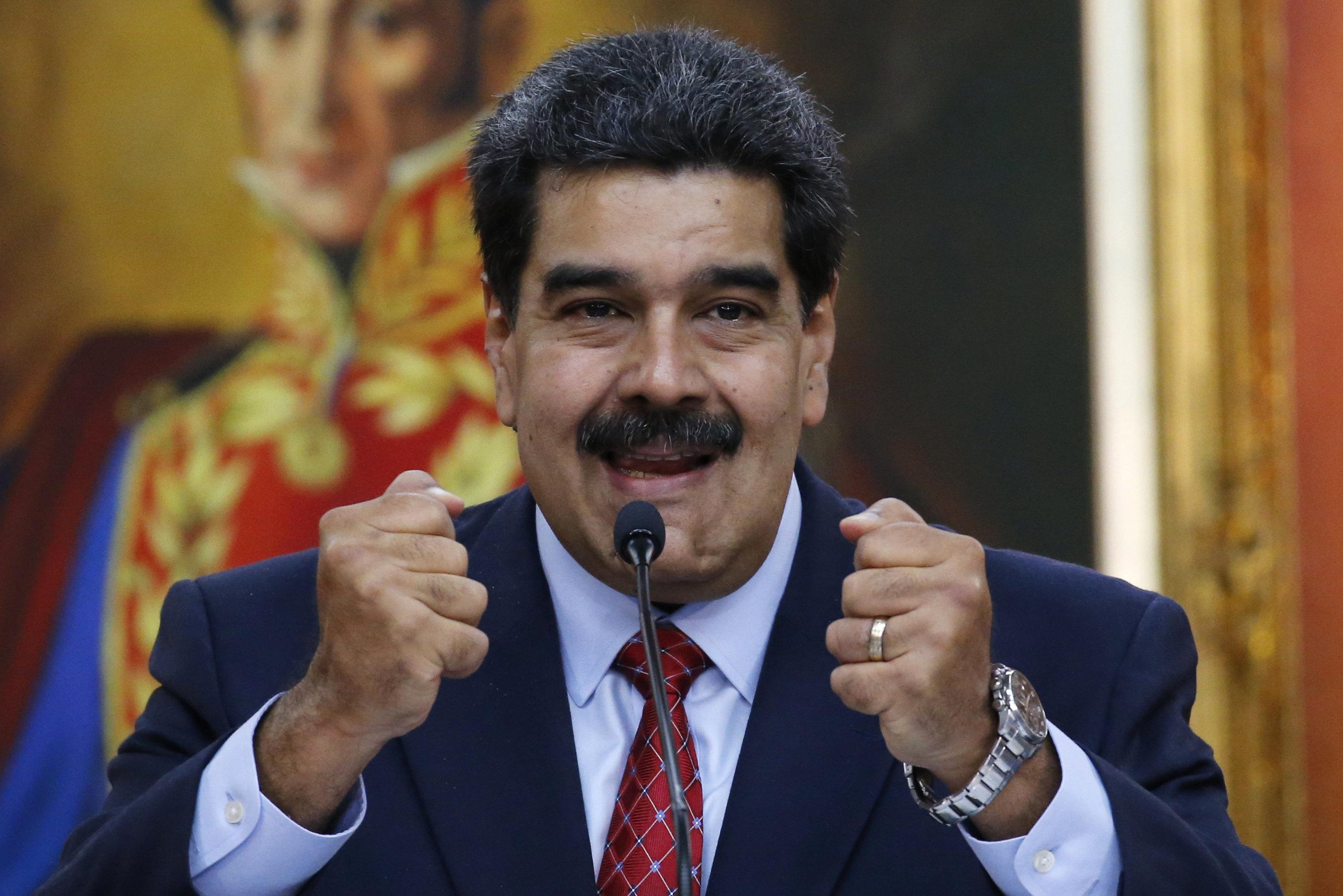Venezuelan Military Stands by Maduro