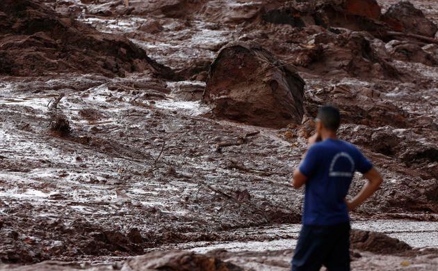 Rompimento de barragem da mineradora Vale deixa mortos e