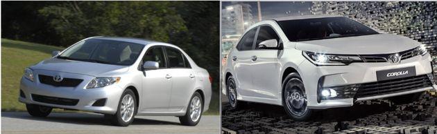 10 Year Challenge: 5 carros que mudaram muito de 2009 a