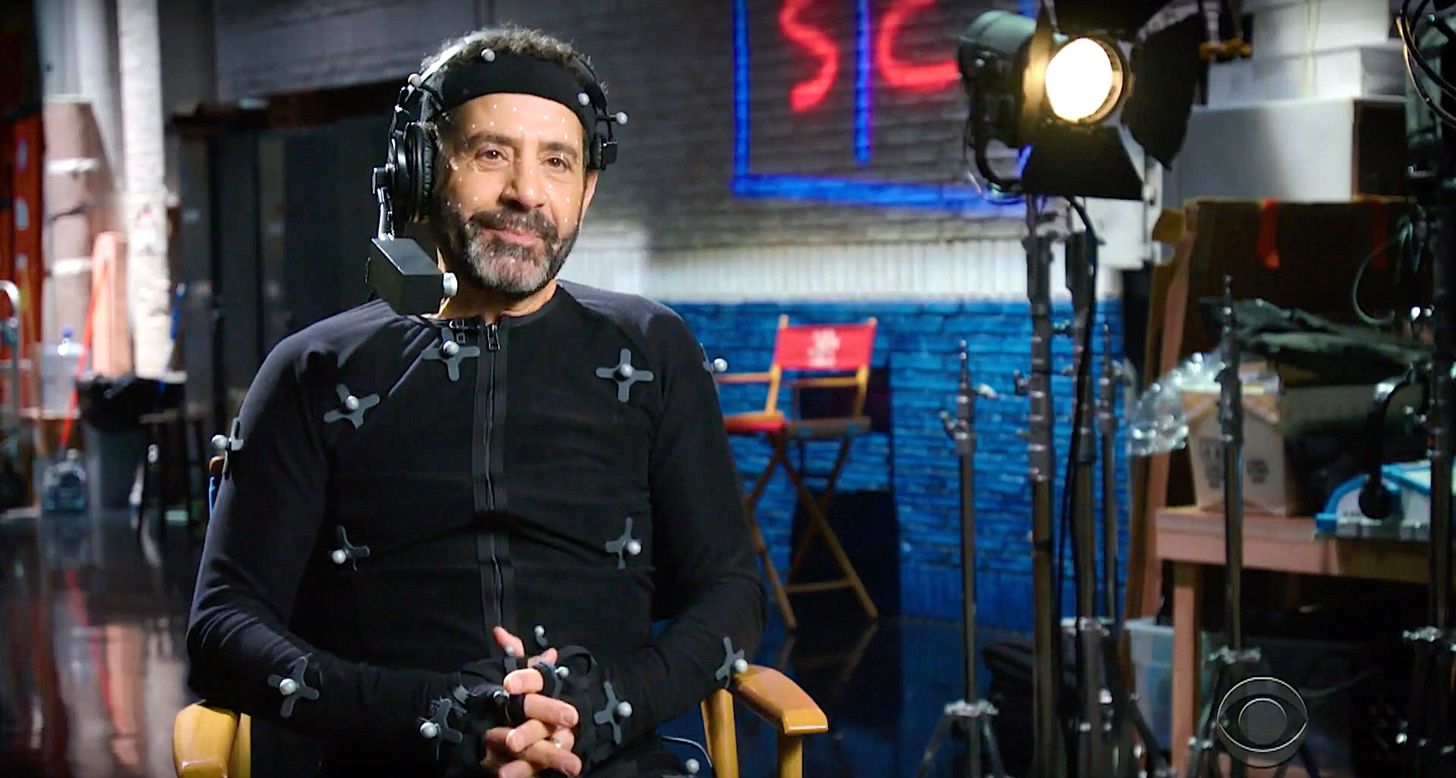 "Tony Shalhoub on ""The Late Show"""