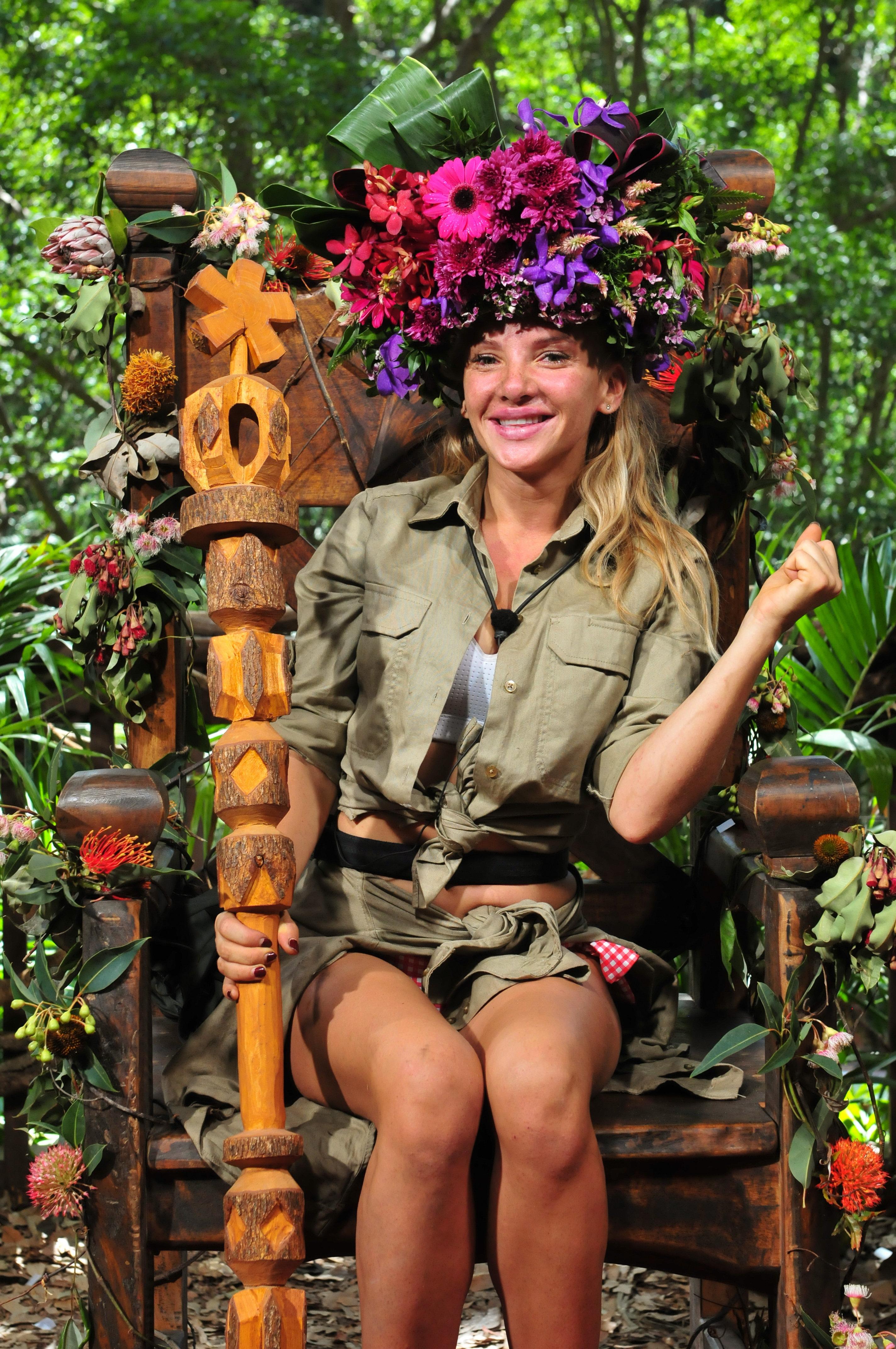 Dschungelcamp: Evelyn gewinnt Finale – und erklärt, was sie mit dem Geld