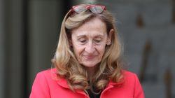 La ministre française de la Justice en visite en