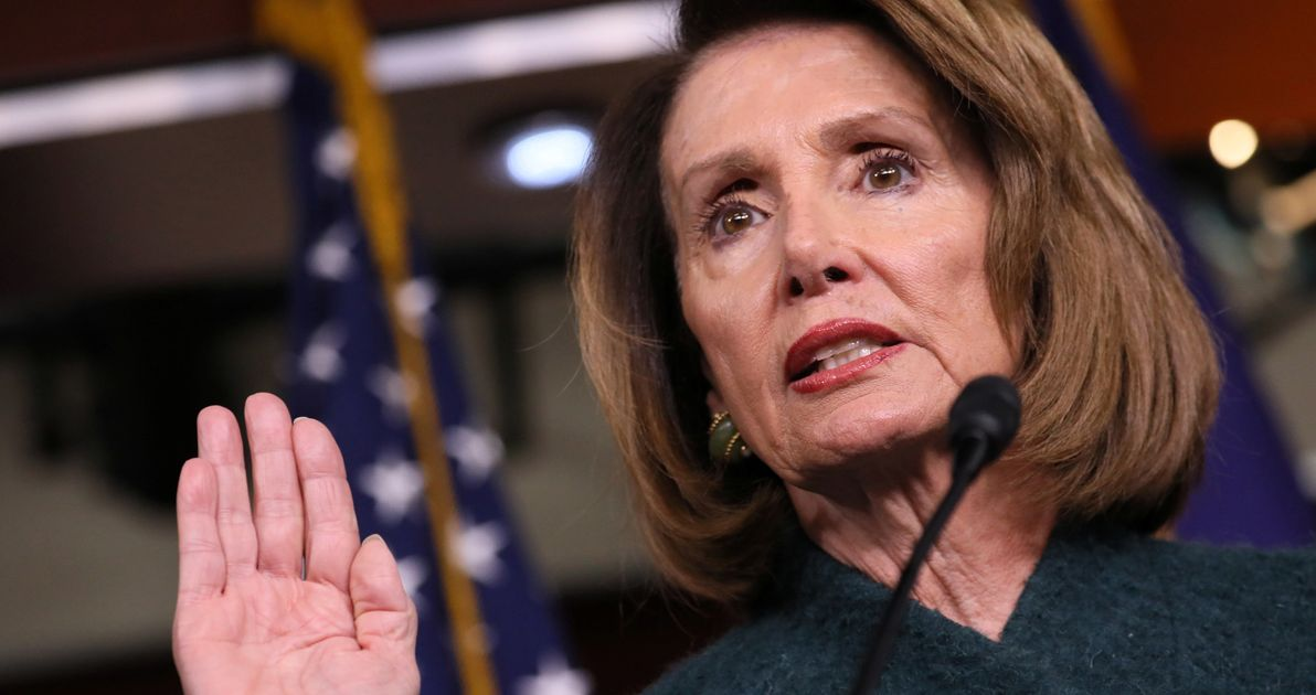 Nancy Pelosi: Trump's State Of The Union Still Off The Table thumbnail