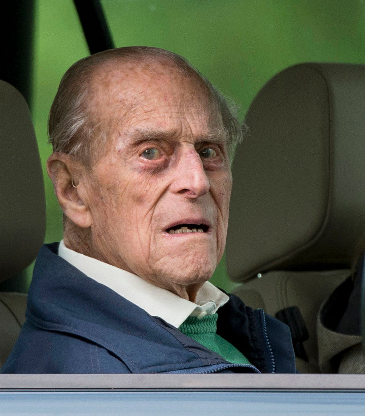 Prince Philip Pens Letter Of Apology To Woman Injured In Car