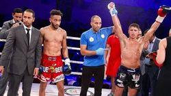 Zakaria Tijarti sacré champion du monde WMTA des moins de 66
