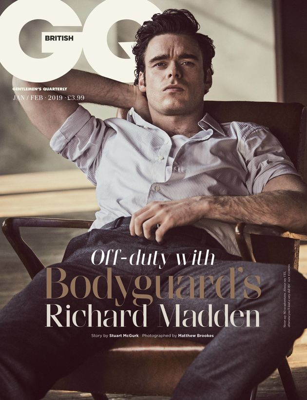'Bodyguard' Producer Appears To Confirm Richard Madden Is A Serious Contender To Be Next James