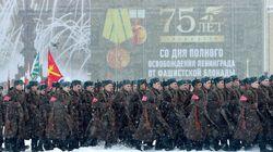 La Russie célèbre les 75 ans de la fin du siège de