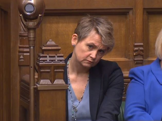 Labour's Yvette Cooper wants MPs to have the power to delay Brexit to avoid no