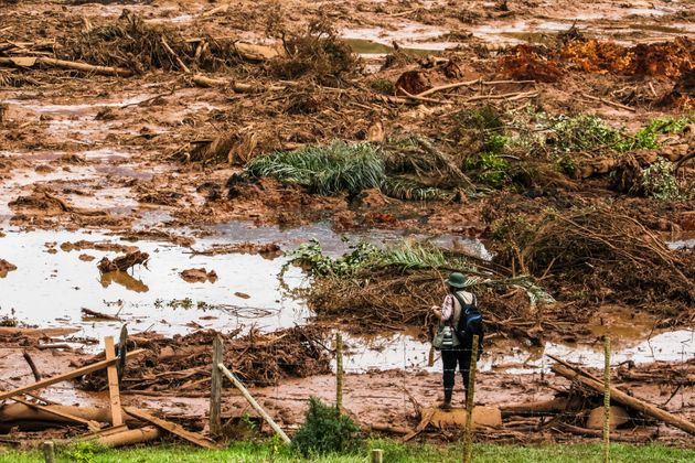 Brazil Dam Collapse: Officials Suspend Search For
