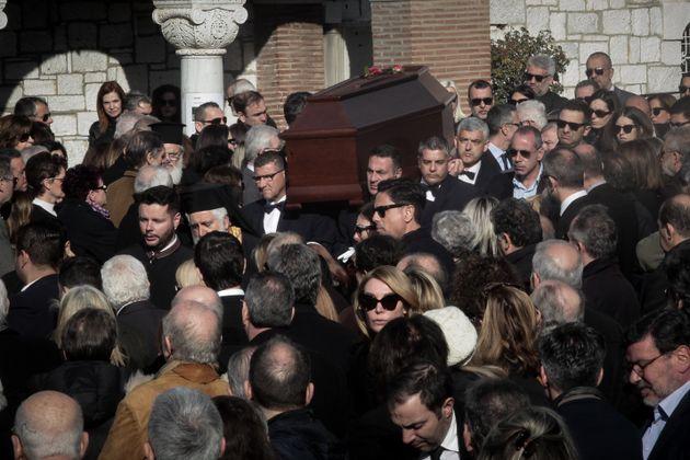 Η κηδεία του Θέμου
