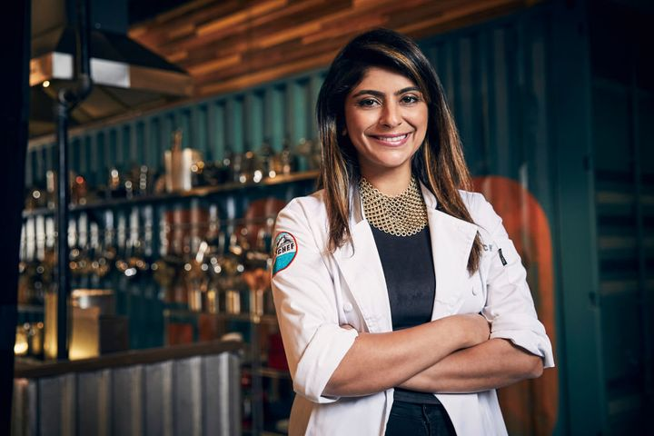 "Fatima Ali was named ""fan favorite"" on Bravo's ""Top Chef"" in 2018."