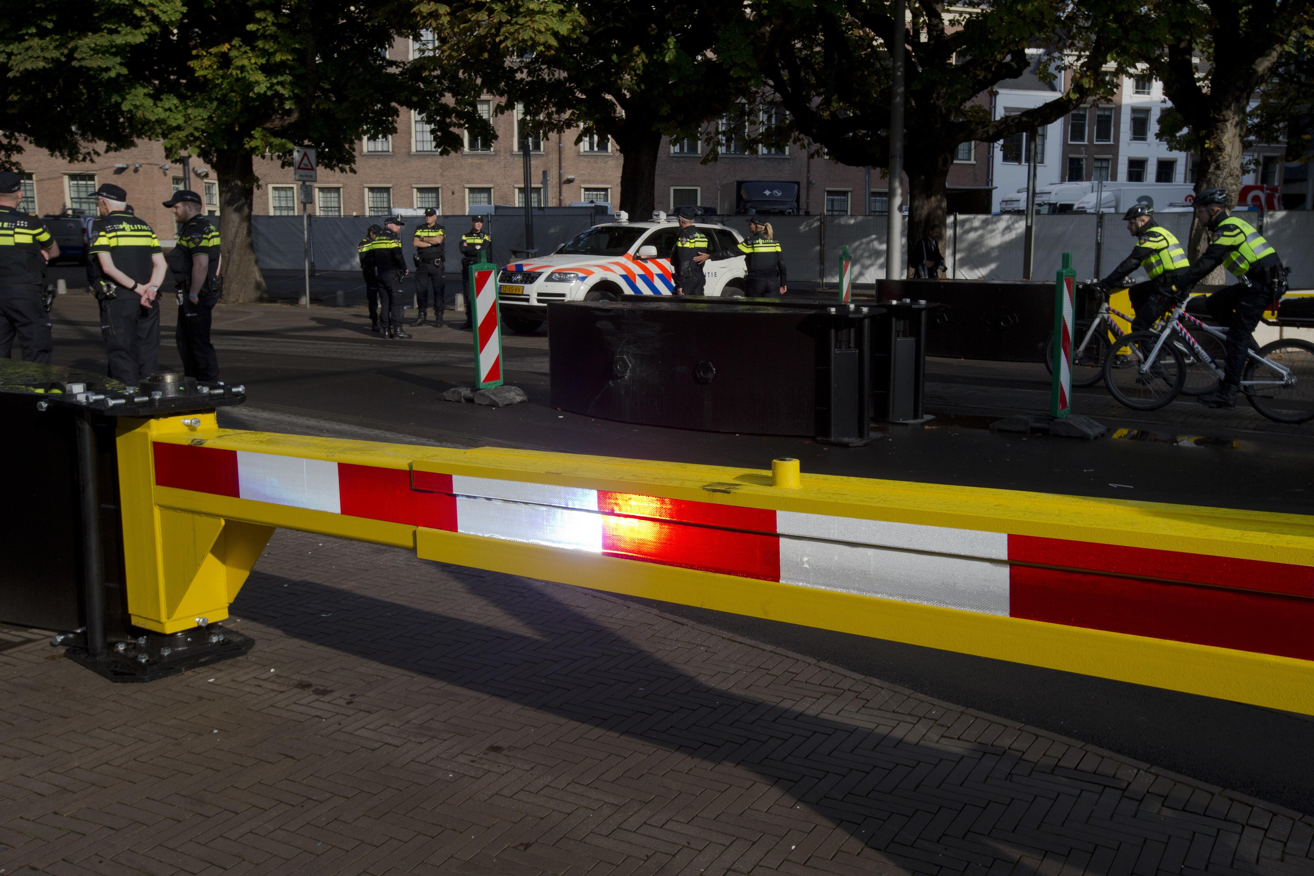Έκρηξη στη Χάγη - Κατέρρευσε