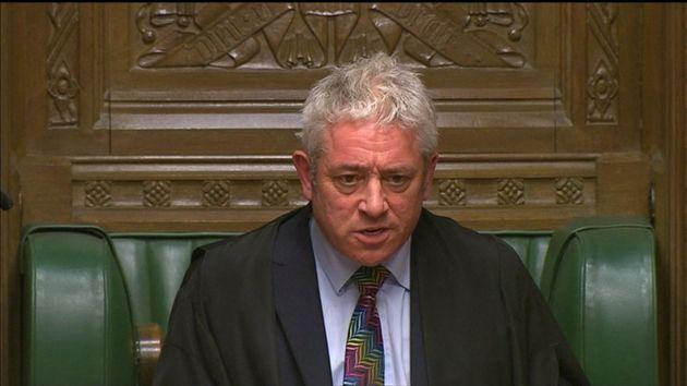 El presidente de la Cámara de los Comunes, John Bercow, tiene un papel clave a la hora de determinar...