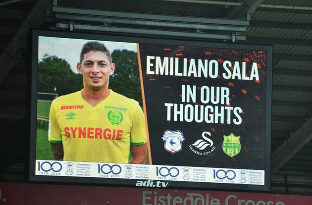 Emiliano Sala's Family 'Still Have Some Hope' Of Finding
