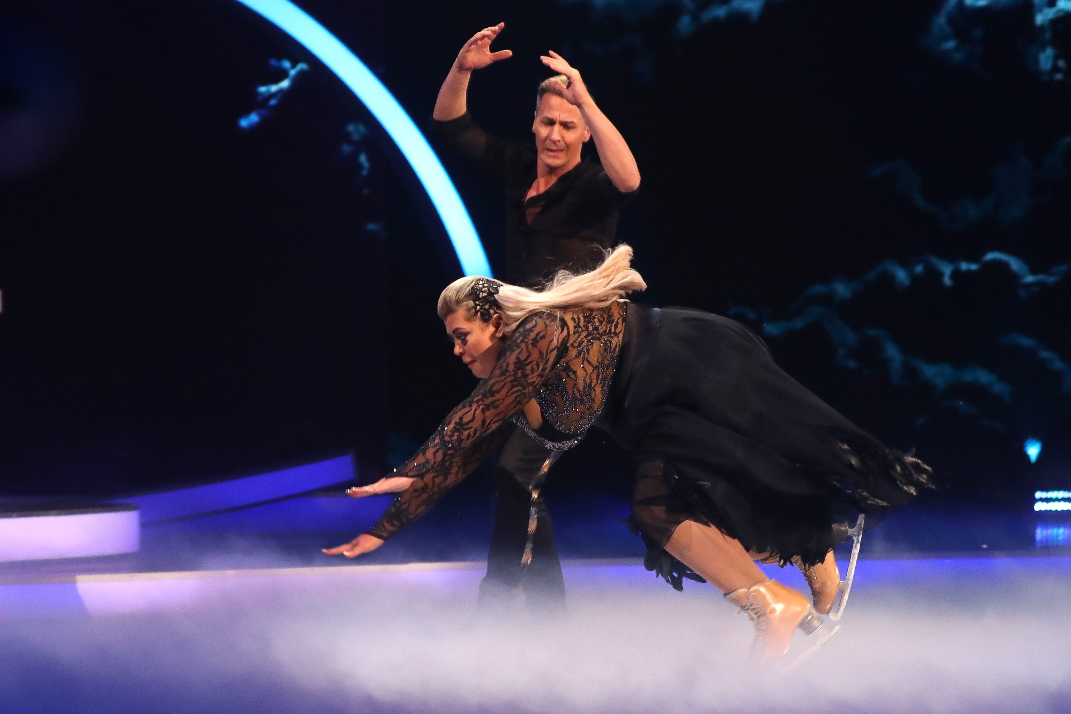 Gemma Collins' 'Dancing On Ice' Fall Is No Excuse For