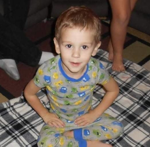 Casey Hathaway, 3, was found alive after disappearing from his family's North Carolina home days earlier. His family says Casey told them he spent time with a bear for two days in the woods.