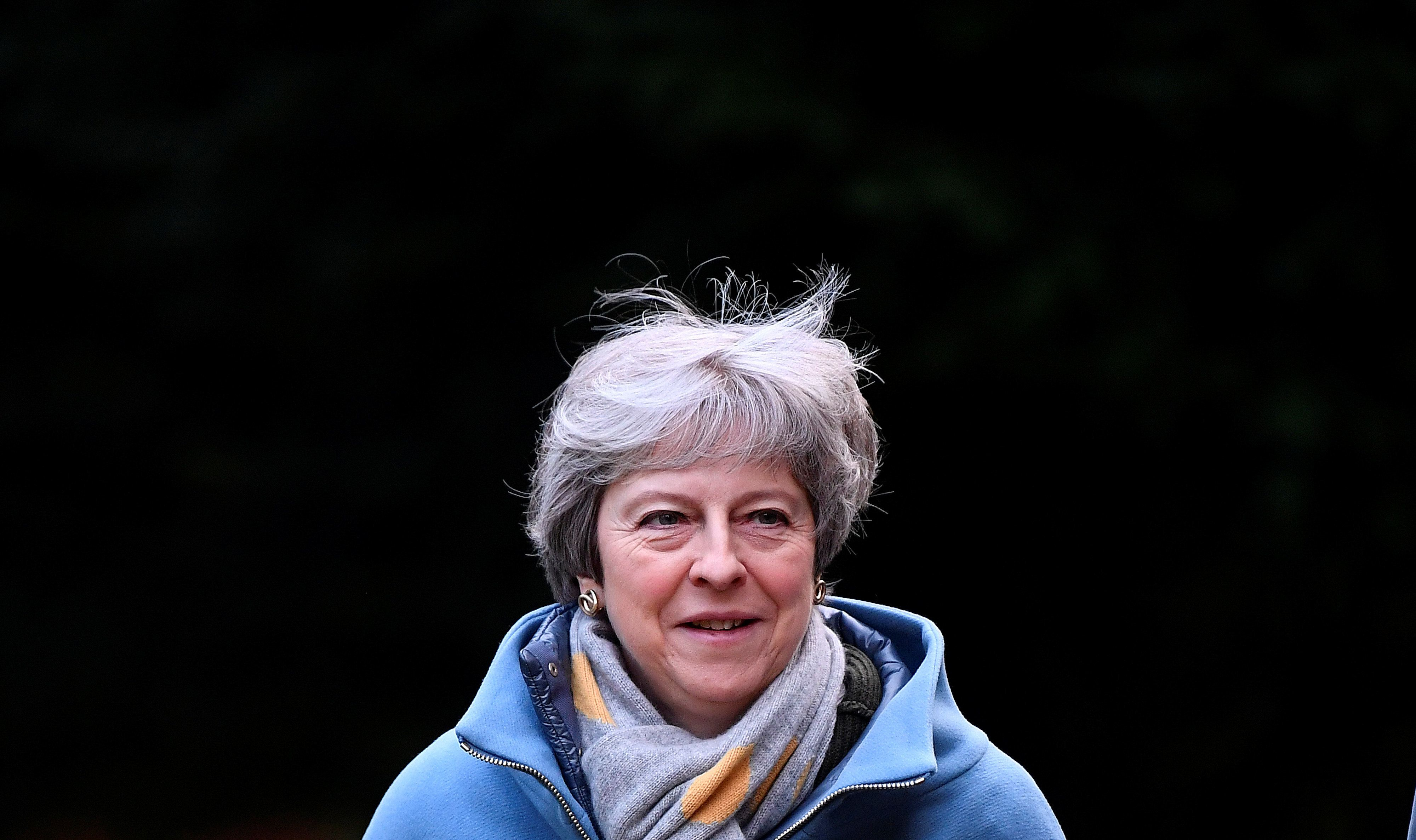 Irish Government Rejects Theresa May's Bid For Brexit 'Backstop'