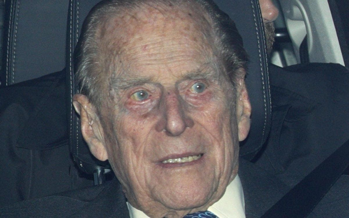 Prince Philip finally apologises to vehicle crash victim