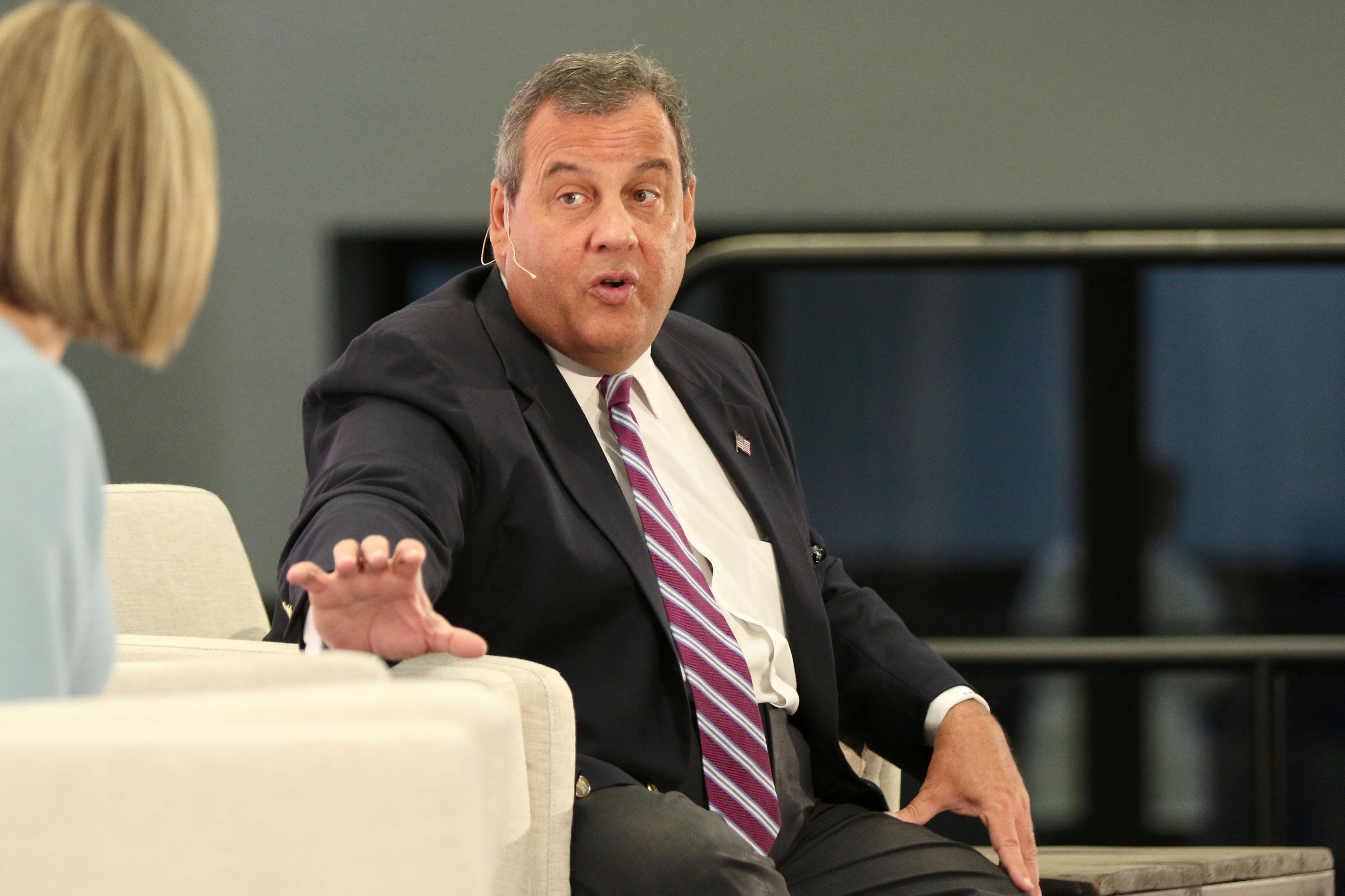 Chris Christie's Advice to Trump on Mueller: Stay Quiet