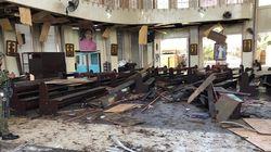 필리핀에 위치한 한 성당에서 폭탄테러가