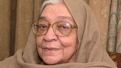 Krishna Sobti's Writing Opened A Wide Window Against