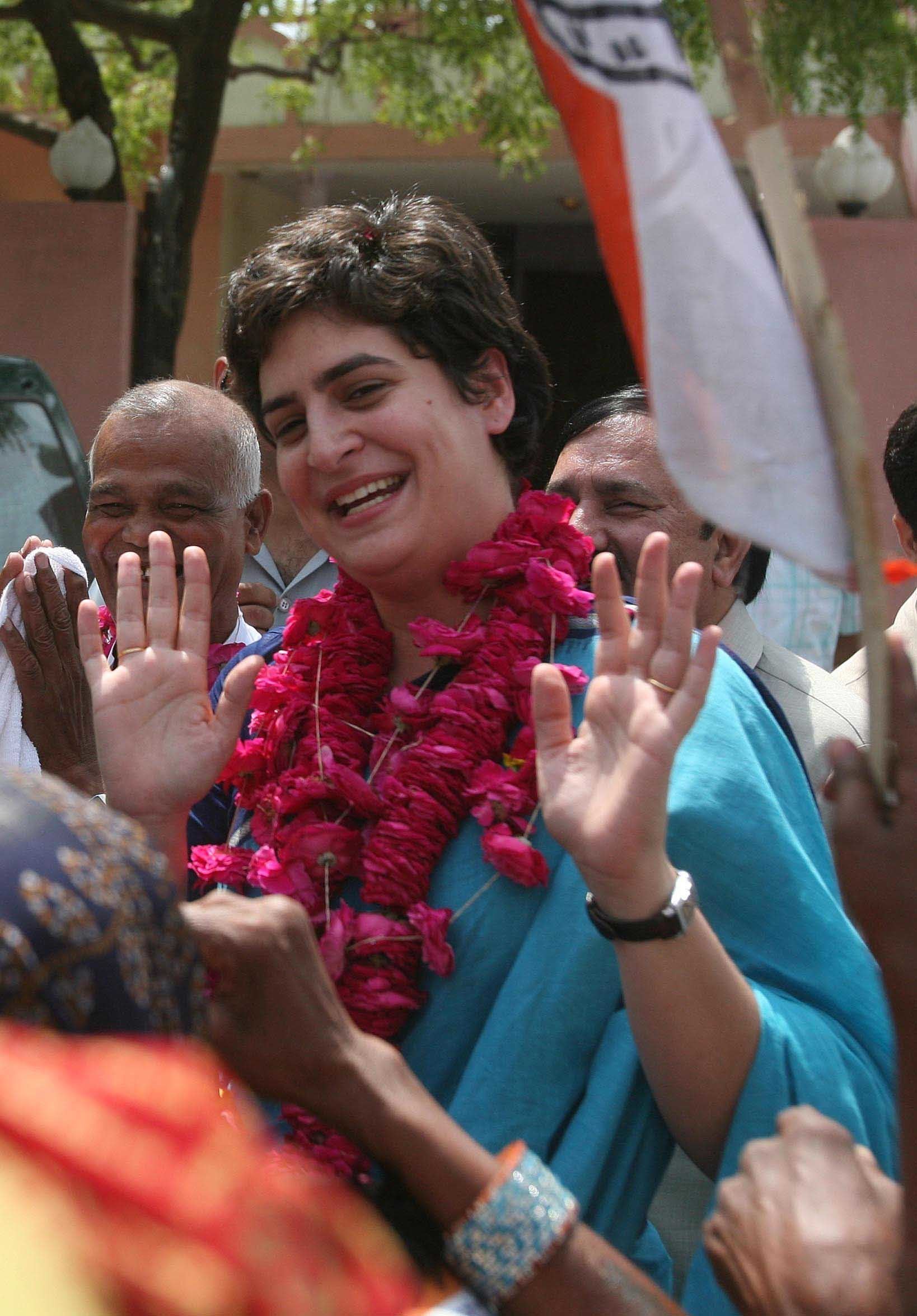 'Gorakhpur Ki Pukar': Congress Workers Want Priyanka Gandhi To Contest 2019 Polls From