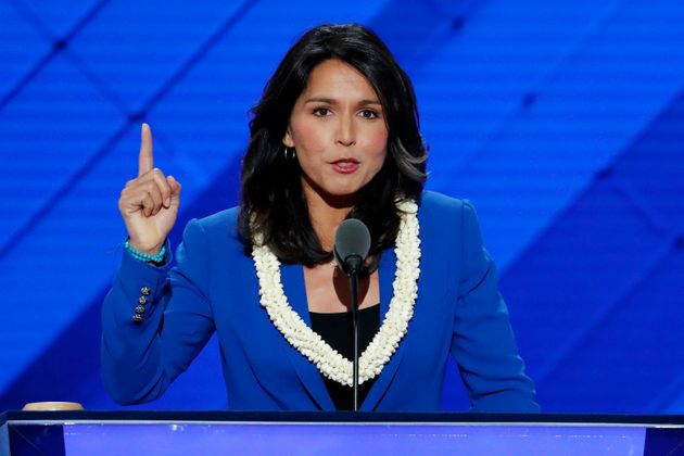 Media Accuse Me Of Being A Hindu Nationalist, Cite Meeting With Modi As Proof: Tulsi