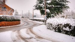 Batten Down The Hatches... Snow Warnings Have Been