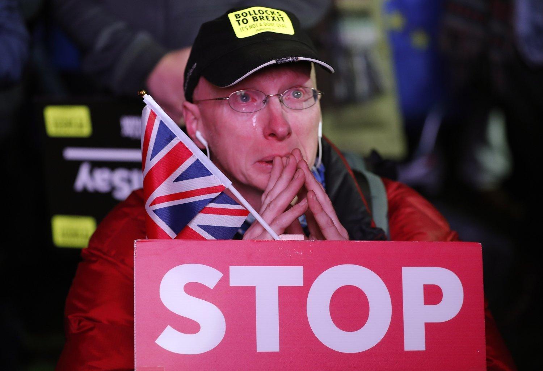 Britisches Parlament will Irland-Frage nachverhandeln - Rückendeckung für May