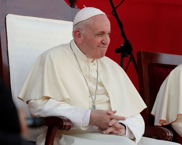Pope Francis Calls Mary The First 'Influencer,' Twitter Roars — And