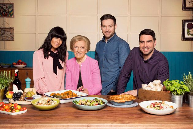 Tv Chef Dan Doherty Of Britains Best Home Cook Apologises To