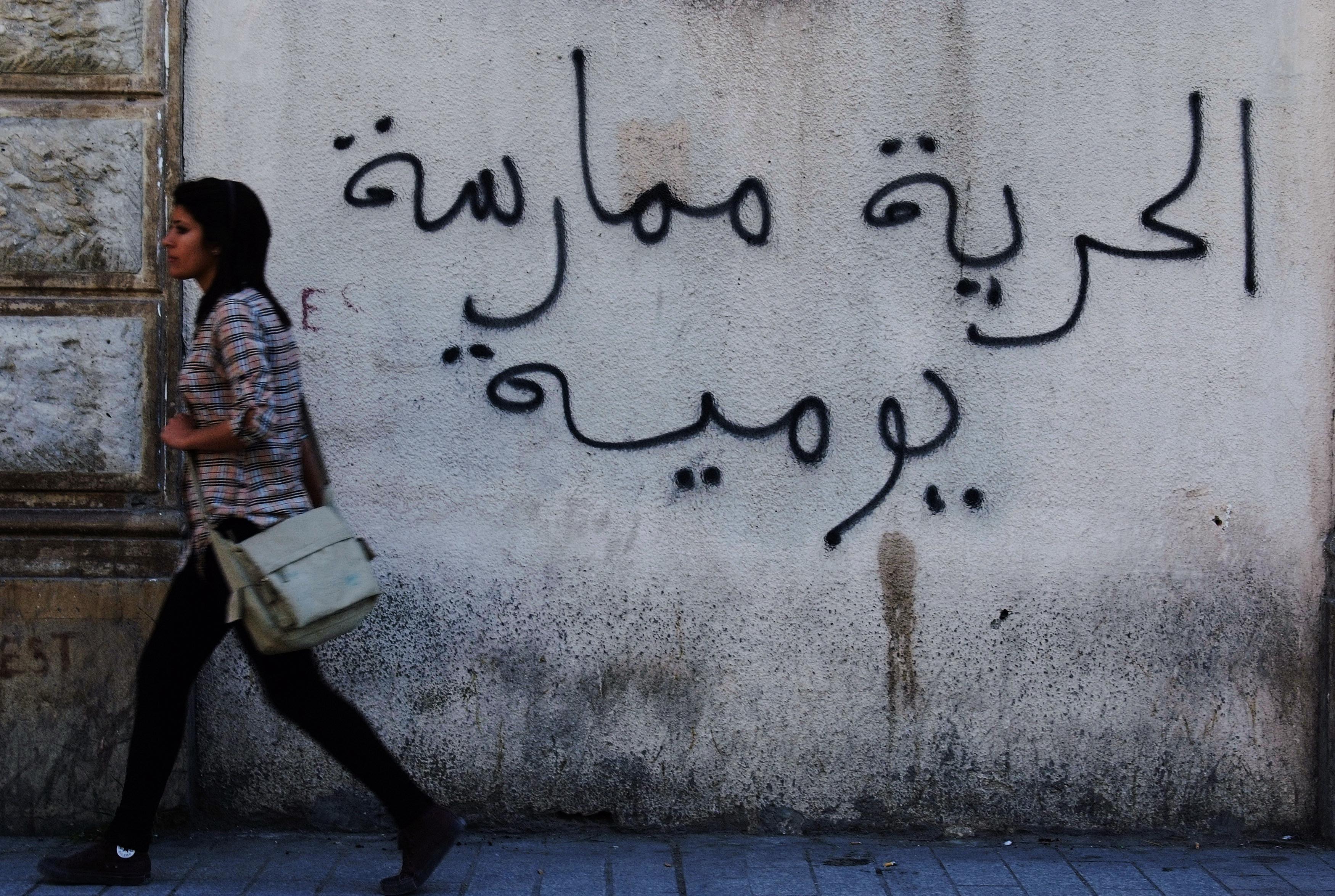 Le gouvernement tunisien mène-t-il une purge contre les blogueurs? Radio Canada évoque une