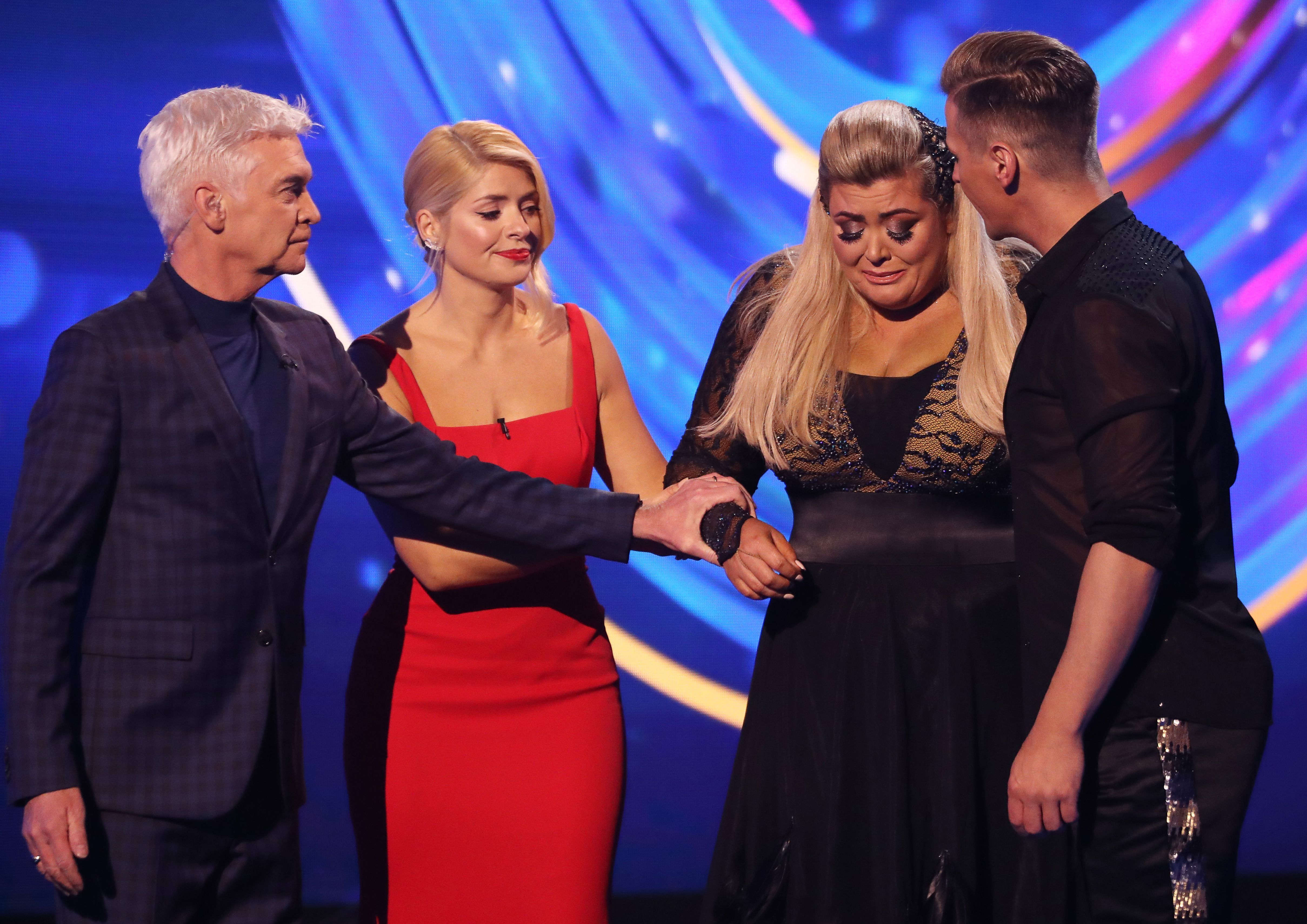 Heartbroken Gemma Collins 'Devastated And Embarrassed' By Her Dancing On Ice
