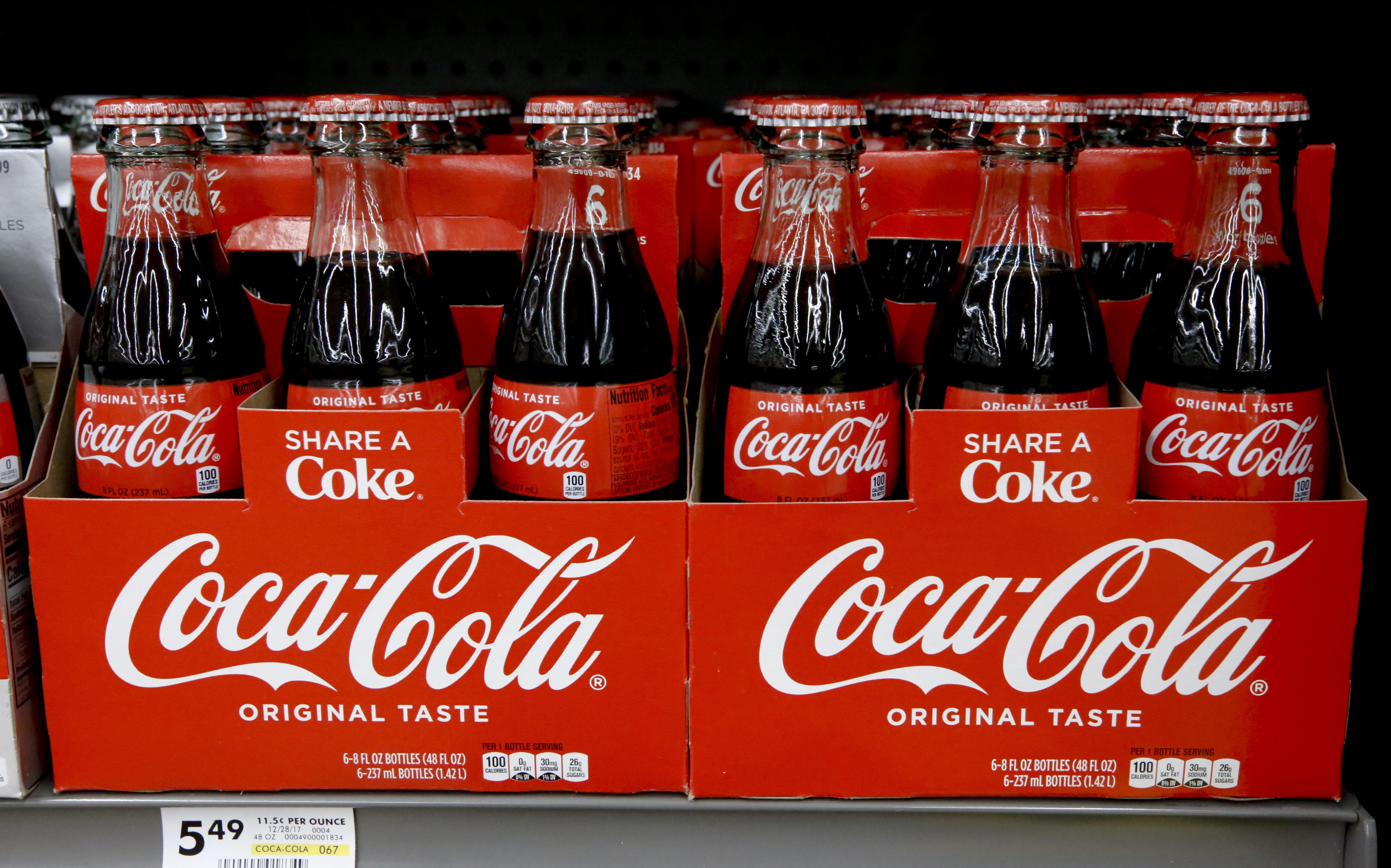Pour passer au zéro déchet, Danone, Carrefour et Coca vont proposer un service de