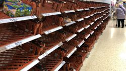 Major Supermarkets Warn No-Deal Brexit Will Lead To Empty