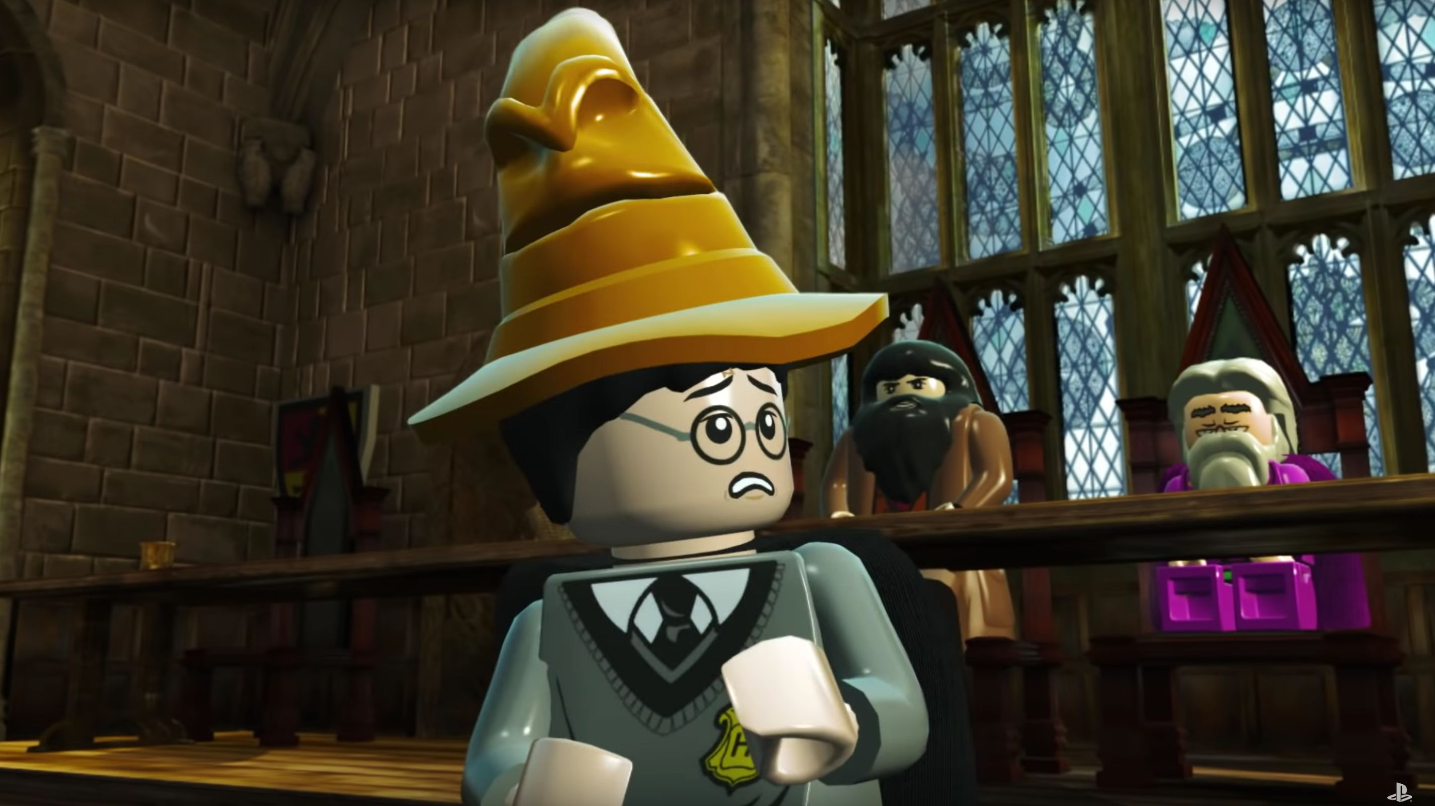 "Still from LEGO Harry Potter Collection – Launch Trailer | PS4. Unfortunately, not from ""Lego Movie 2."""