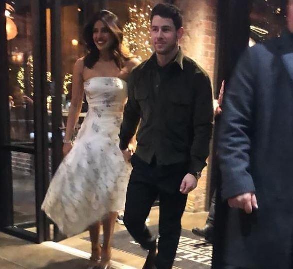 Ακόμη μία γαμήλια δεξίωση για την Πριγιάνκα Τσόπρα και τον Νικ