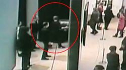 Brazen Art Thief Strolls Out Of Gallery With