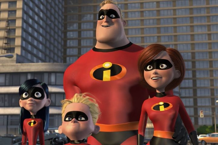 """The Incredibles 2"" on Netflix."