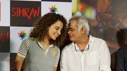 'Simran' Director Hansal Mehta Breaks Year-Long Silence On Fallout With Kangana