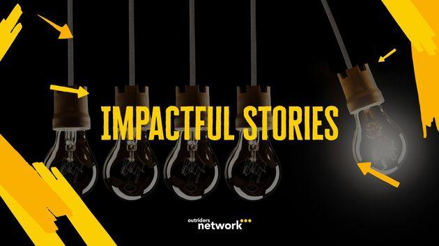 """Συνάντηση Outriders Network """"Ιστορίες με"""